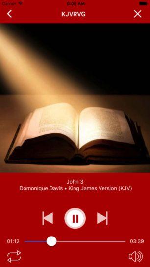 Best KJV Audio Bible App – Joel Kingsley